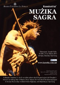 Kuncert Muzika Sagra 2013